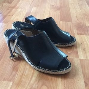 Clarks Espadrille Artisan shoes